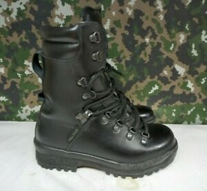 Army Military SAS SBS Surplus ECW Extreme Cold Weather Gore Tex Combat Boots 4