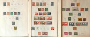 Lot of Tunisia Old Stamps MH/Used