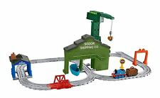 Thomas & Friends Adventures Cranky At The Docks Train Playset