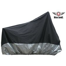 Motorcycle Rain Cover For Harley Road King Glide Heritage FLH FXSTC Fat Boy NEW