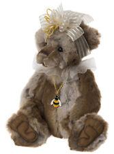 Nyah by Charlie Bears - collectable plush teddy bear - CB191931A