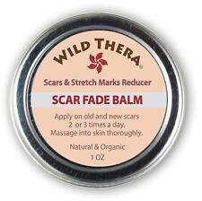 Wild Thera Scar Remover for Stretch Marks, Acne Scar Removal