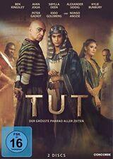 2 DVD-Box ° TUT - der größte Pharao aller Zeiten ° komplette Serie ° NEU & OVP