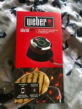 Weber iGrill Mini Bluetooth Connected Meat/Food Thermometer 7202
