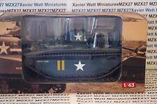 CHAR DE COMBAT N°14 LVT(A)-1 US ARMY 708 TH TANK BATTALION SAIPAN JUNE 1944 1/43