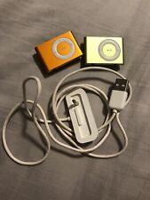 2 iPod Shuffles