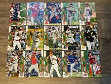 2020 TOPPS HOLIDAY BASE CARDS / PICK YOUR CARDS, COMPLETE YOUR SET
