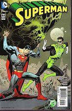 Superman No.44 / 2015 Green Lantern 75th Anniversary Variant Cover