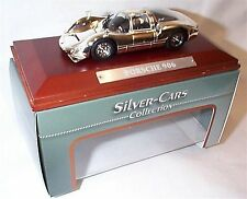 Porsche 906 Silver Cars Collection New in box