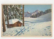 Switzerland Vintage Postcard 388a