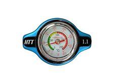 Radiator Cap 16 PSI Pressure Rating With Temperature Gauge 10233