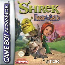 Nintendo GameBoy Advance Spiel - Shrek: Hassle at the Castle Modul