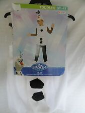Disneys Frozen Toddlers Olaf Plush Halloween Costume by Disguise /Dress Up 3T-4T