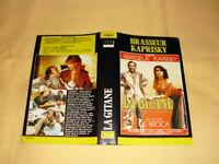 JAQUETTE VHS La Gitane  Claude Brasseur Valérie Kaprisky Martin Lamotte