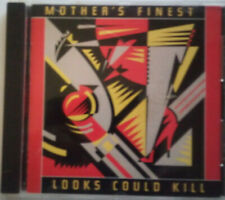 """Mother's Finest """"Looks Could Kill"""" (1989)CD"""