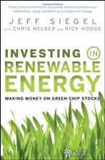 Investing in Renewable Energy: Making Money on Gre