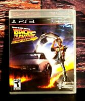 Back to the Future - The Game - PS3 - Sony PlayStation 3 - Brand NEW - Sealed