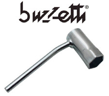 CLE A BOUGIE BUZZETTI 21MM SCOOTER PEUGEOT TYPHOON MOTO MOBYLETTE VOITURE CLEF
