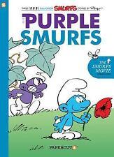 The Smurfs #1: The Purple Smurfs, Delporte, Yvan, Good Book