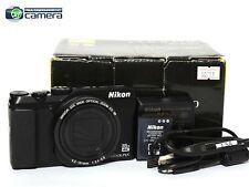 Nikon Coolpix A900 20.2MP Digital Camera Black 35x Optical Zoom *MINT- in Box*