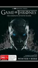 Game Of Thrones : Season 7 (DVD, 2017, 5-Disc Set) Brand New Sealed Region 4