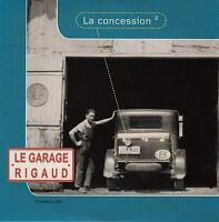 La Concession CD Le Garage Rigaud - Promo - France (EX/M)