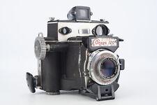 Simmon Bros Omega 120 Medium Format Camera with Wollensak Omicron 90mm Lens V17