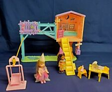Mattel Barbie KELLY Club LOTS OF SECRETS Clubhouse Playset with MARIA Doll RARE