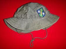 Vietnam War Green OD Tropical Hat US 75th Infantry Regiment