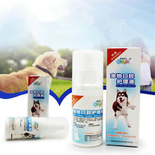 Dog Cat Pet Dental Health Oral Hygiene Spray Bad Breath Kill Virus Bacteria