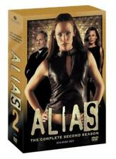 Alias: Complete Season 2 [DVD] [2002] By Jennifer Garner,Ron Rifkin,J.J. Abra.