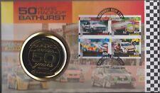 ** 2012 Australian 50 Years of Bathurst Medallion PNC **