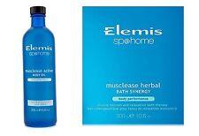 Bundle Set Musclease! Musclease Sachets & Salon Size Oil Body Detox Treatment