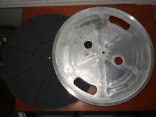 Yamaha P-200 Vintage Turntable Part Platter, Mat & Omega One Sound Saver