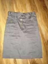 H&M Straight, Pencil Casual Regular Size Skirts for Women