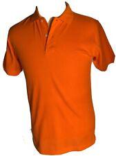 GIORDANO Men's Sz M Orange Polo Pullover Shirt New! Original  $89.00