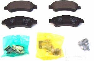 Fiat Ducato Brake Pad Kit Rear 77364016