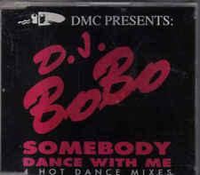 DJ Bobo-Somebody Dance With Me Mixes cd maxi single