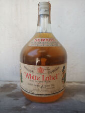 Dewar's White Label Fine Scotch Whisky  - 2 L - Anni 60-70 - Imp.