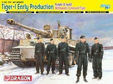 DRAGON GERMAN TIGER I EARLY PRODUCTION PZ.KPFW.VI AUSF.E Scala 1/35 Cod.6730