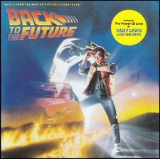 BACK TO THE FUTURE - SOUNDTRACK CD ~ MICHAEL J FOX ~ HUEY LEWIS~ETTA JAMES *NEW*