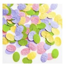 2 Bags Of Embossed Easter Egg Table Confetti Sprinkles Wedding Party Engagement
