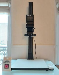 AGRANDISSEUR DURST M 670 BW + Objectif  Rodagon 50 mm f 1: 2.8