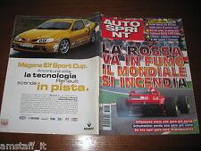 AUTOSPRINT 1997/29=GP F.1 GRAN BRETAGNA=PROVA MERCEDES CLASSE A/FORD PUMA=