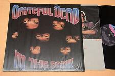 GRATEFUL DEAD LP IN THE DARK PROG 1°ST ITALY 1987 AUDIOFILI NM NEAR MINT !!