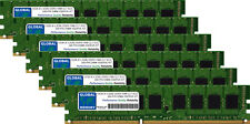 12gb (6x 2GB) DDR3 1066mhz pc3-8500 240-pin ECC Udimm RAM Kit Para Xserve (2009)