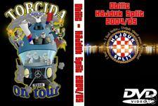 DVD OBILIC-HAJDUK SPLIT 2004/2005 (TORCIDA,ULTRAS,WHITE BOYS)