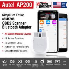 Autel AP200 Bluetooth OBD2 Scanner Code Reader Automotive Diagnostic Scan Tool