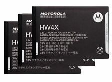 3X New 1735mAh Replacement Batteries HW4X for Motorola Droid Bionic, Atrix 2