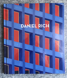 Daniel Rich : Miles McEnery Gallery Exposition Book : New / Sealed